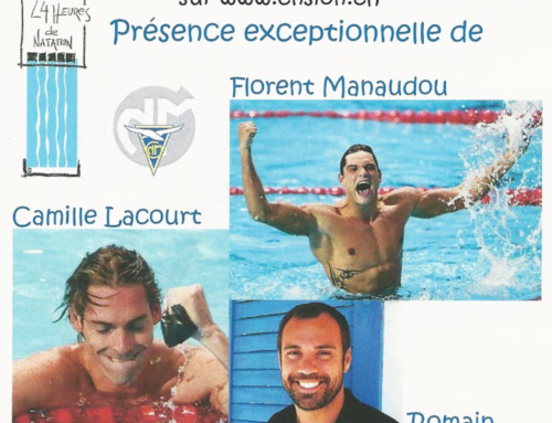 Sion 24 heures de natation